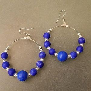 """💙  2"""" Blueball Hoop"""